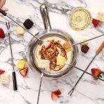 Delicious fondue