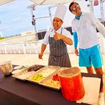 paella days with chef Javier gracias