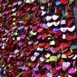 The innumerable locks on the Romeo+Juliet Gate