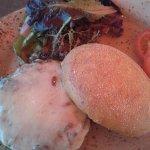 Short Rib Burger, Fontina