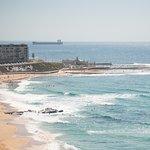 Estabar, overlooking Newcastle Beach