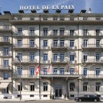 The Ritz-Carlton Hotel de la Paix, Geneva.