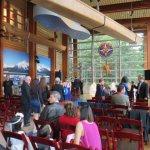 Foto de Squamish Lil'wat Cultural Centre
