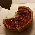 """This is the personal 6"""" deep dish."""