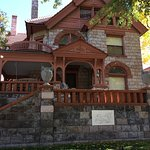 View of Molly Brown House from the street