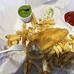 Cod and Chips for 24AUD