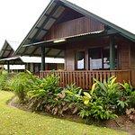 Front bungalows