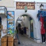 Markt/Basar in Houmt Souk Foto