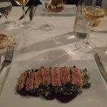Gerookte paling, heerlijk!