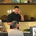 Chef Ryan Scott's Cooking Demonstration
