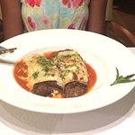 Yummy lasagne