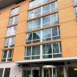 Hilton Garden Inn Bristol City Centre Foto