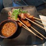 Malaysian Chicken Satay. $18. Very BAD. Do NOT order.