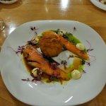 Scenes from The Foodbarn Restaurant