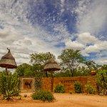 Entrance to Mafigeni Safari