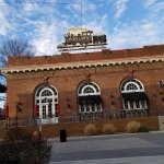 Historic Chattanooga Choo Choo next door