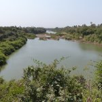 Gambia River in Niokolo-koba
