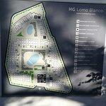 Layout of Lomo Blanco