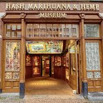 The world's first museum dedicated to cannabis