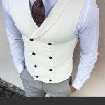 V-Versace Tailor dressy vest  at lamai beach koh samui thailand