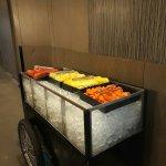ภาพถ่ายของ เดอะสแควร์ เรสเตอรองท์ โนโวเทล เเบงคอก แพลตินั่ม ประตูน้ำ