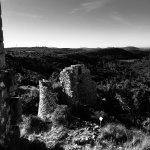 Ruines du château d'Aumelas