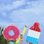 Bring your goodies to Juanillo Beach!