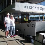 Photo de African Queen River Cruise