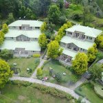 Awesome view from club mahindra binsar , almora. And a view of resort i.e Club Mahindra Binsar,