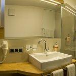 Unsere neuen Badezimmer im Hotel Drei Birken