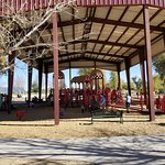 Large pavilion play area