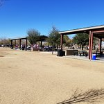 smaller pavilions for birthday parties