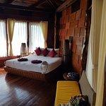 Photo de Green Papaya Resort