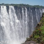Another view of Victoria Falls.