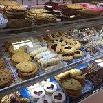 Lots of sweet temptations