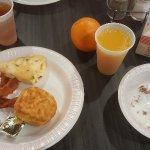 5 star breakfast! Great Variety and taste!
