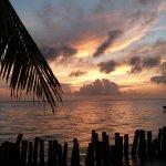 When nature becomes art....sunrise paradise