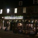 Très bon accueil au Greyfriard Bobby s Bar