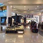 Inside of mall 1 entrance