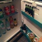 El frigobar con precios razonables.