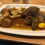Honest, flavourful, fantastically cooked food, even the roast potatoes were to die for