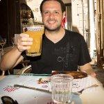 Cerveja gelada!