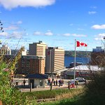 View from Citadel Hill