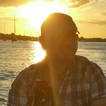 Sunset on Taylor's Creek with Capt. Chris