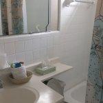 Tight bathroom