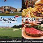 Golf, Food, & Drinks