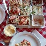 Paseo por Italia Degustación de pastas