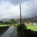 On the road from Grasmere - just out of town