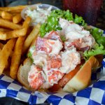 New England Lobster Roll - our specialty!