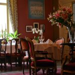 Restaurant Palffy Palac interior